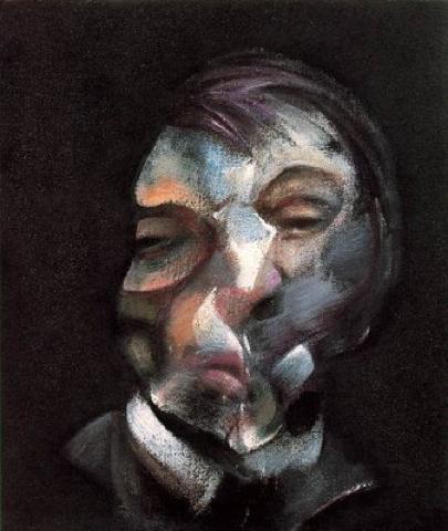 Francis Bacon, Autorretrato (1971)