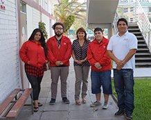 Trabajos en arica 2017